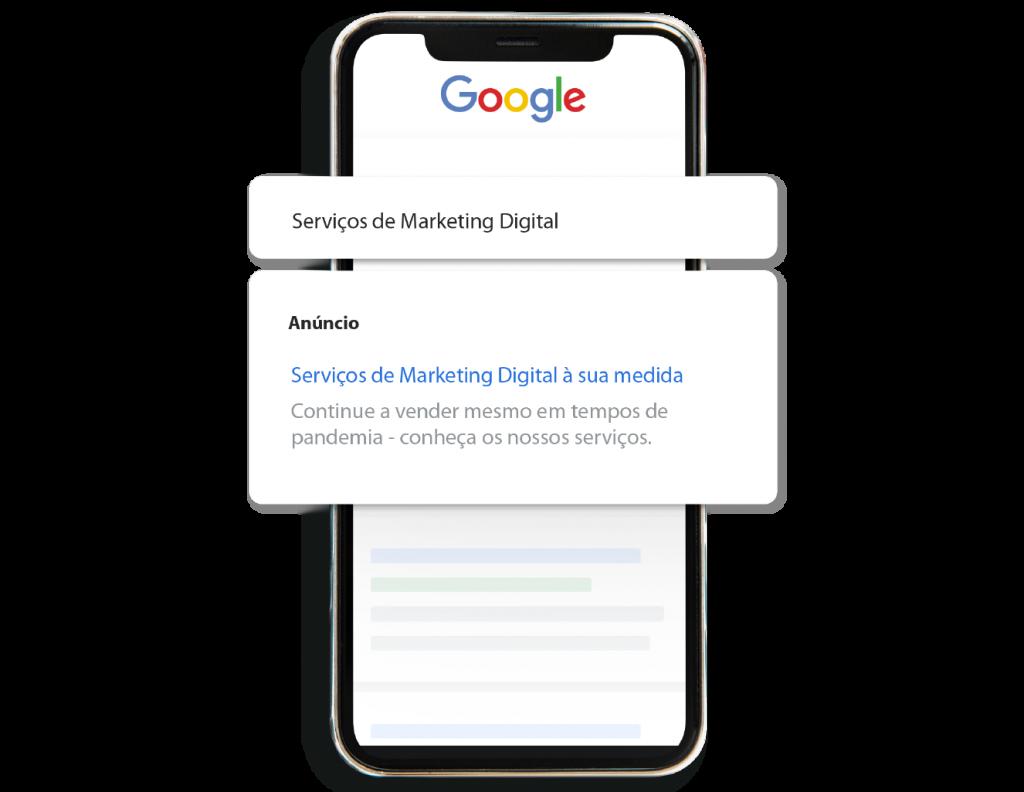soluções digitais - anuncios google ads