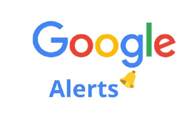 ferramentas de Marketing Digital gratuitas - Google alerts