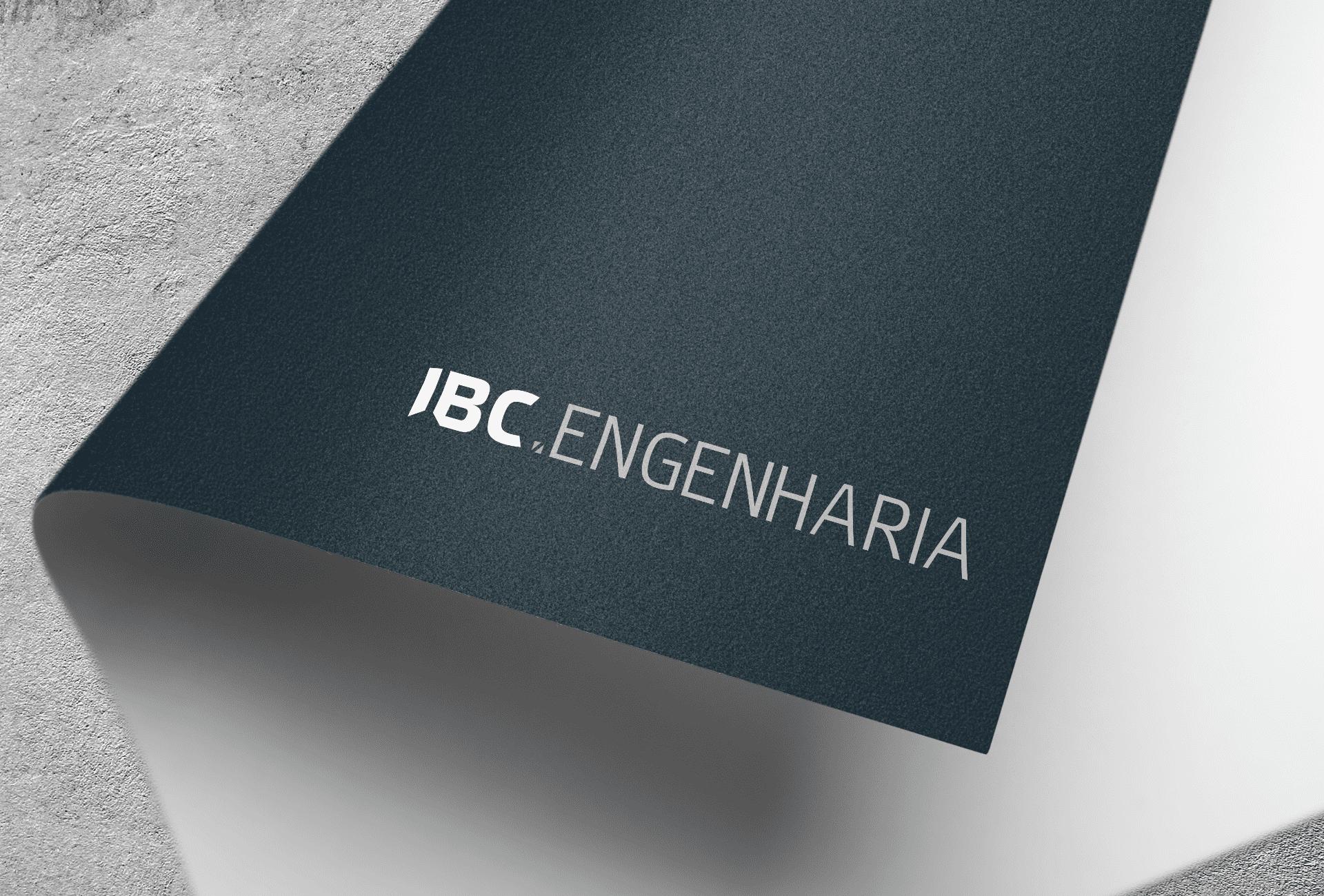 ibc construção logótipo