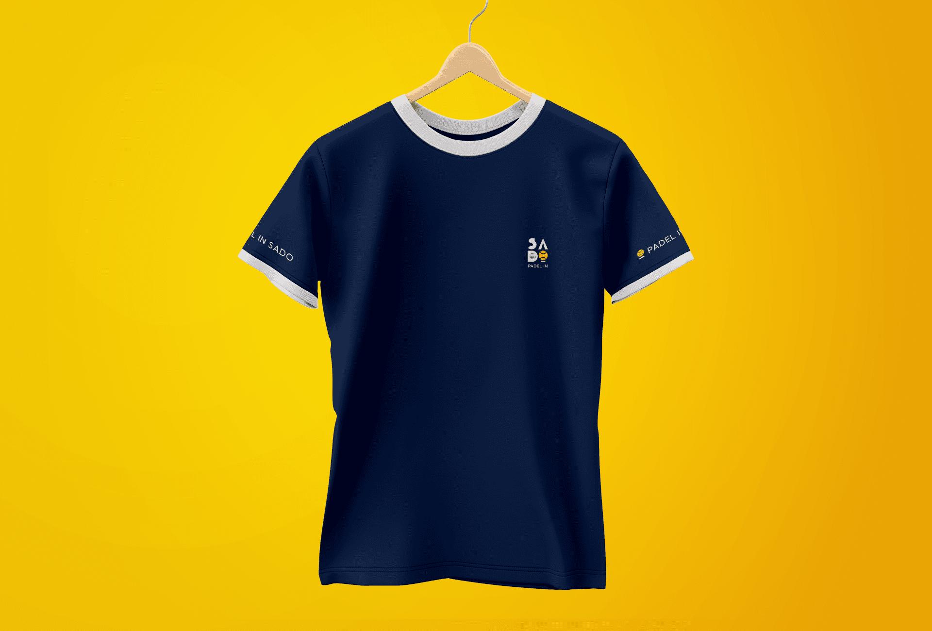 T-shirt - Padel In Sado