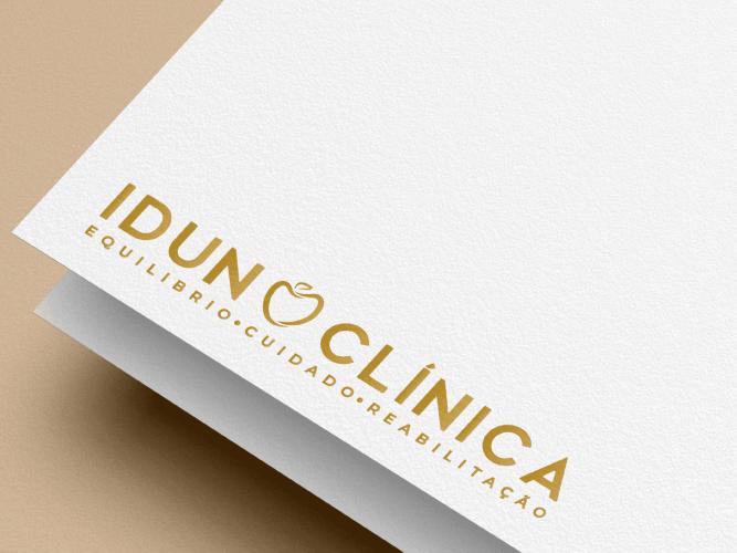 logótipo idun clinica