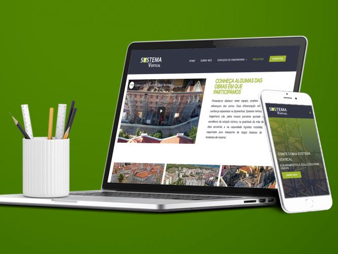 website systema vertical